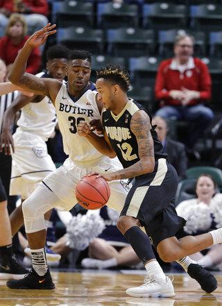 Purdue Butler Basketball