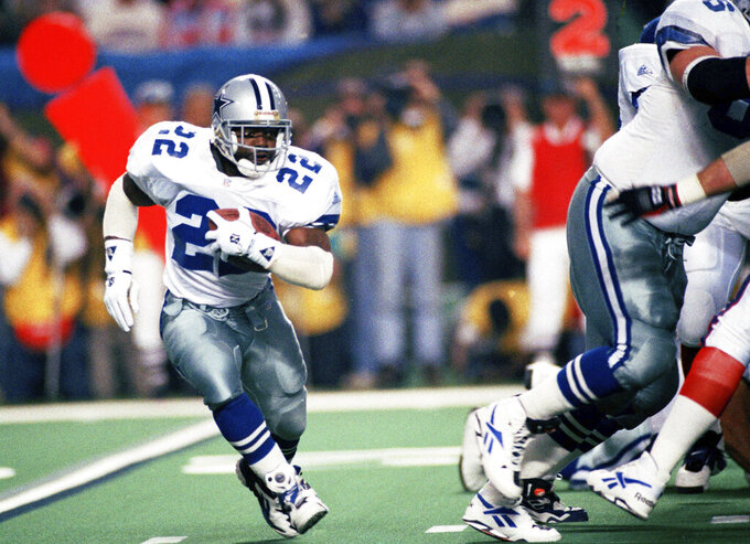 NFL at 100: Cowboys took control in the '90s as sport grew