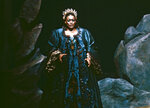 This 1984 image released by the Metropolitan Opera shows Jessye Norman in the title role of Strauss'