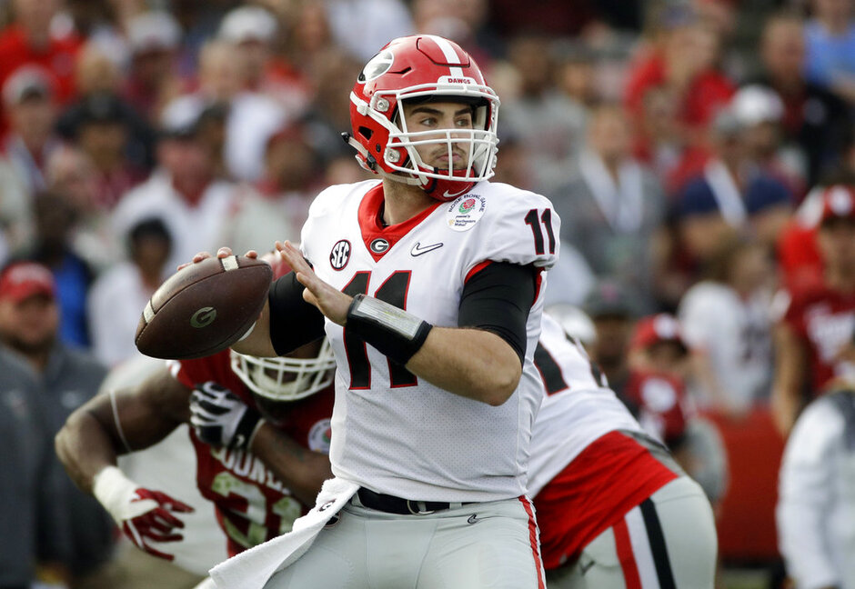 Jake Fromm, D'Andre Swift