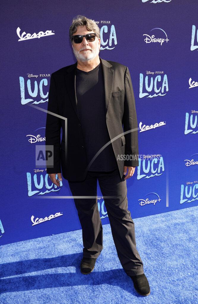 "Los Angeles Premiere of ""Luca"""
