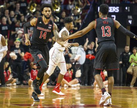 Maryland Nebraska Basketball