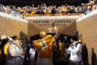 Missouri Tennessee Football