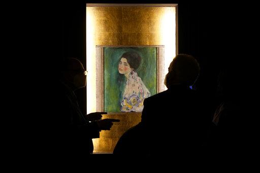 Italy Klimt Exhibition