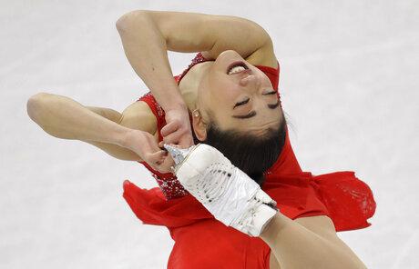 Pyeongchang Olympics Figure Skating Team Event