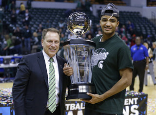 Tom Izzo, Gary Harris