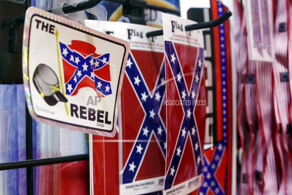 Confederate Flag Future