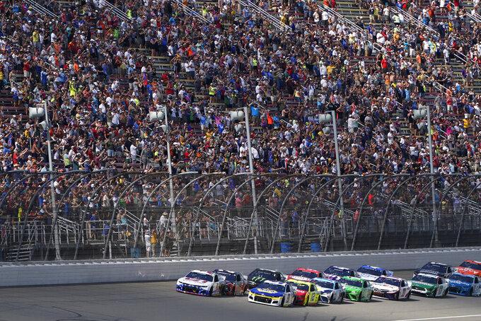NASCAR Cup Series at Michigan