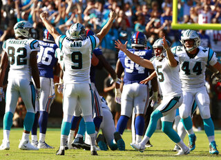 Giants Gano Football
