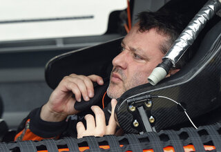 NASCAR Stewart Injured Auto Racing