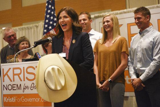 South Dakota Primary Governor