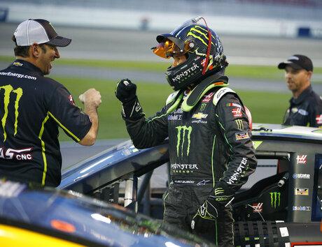 NASCAR Las Vegas Auto Racing