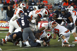 Oregon St Nevada Football