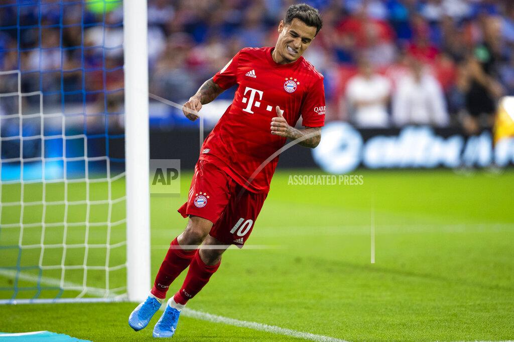 1st BL - 19/20 - FC Schalke 04 vs. FC Bayern Munich