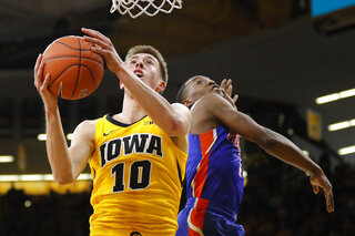 Savannah St Iowa Basketball