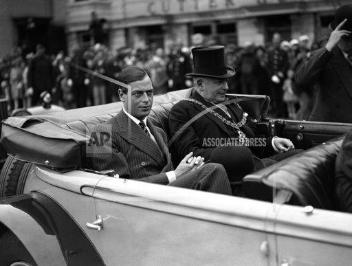 England Britain's Prince George in Hastings