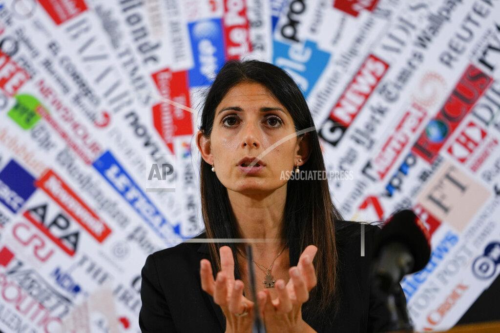 Italy Rome Mayor