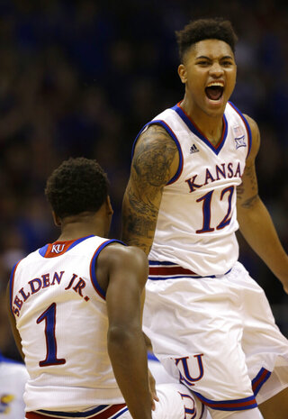 Kelly Oubre Jr., Wayne Selden Jr.