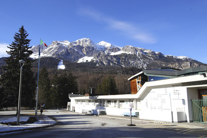 $1 billion slated for Milan-Cortina Olympics infrastructure