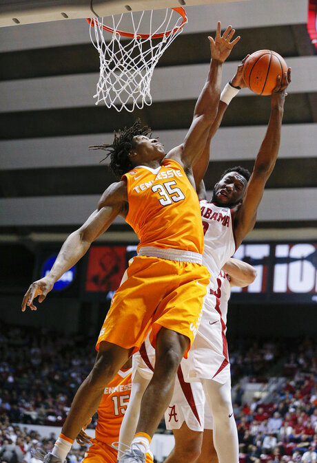 Yves Pons, Donta Hall