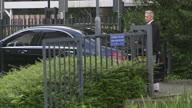 Netherlands Lebanon Tribunal Arrivals