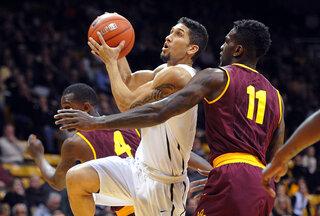 Colorado Arizona State NCAA Men's Basketball