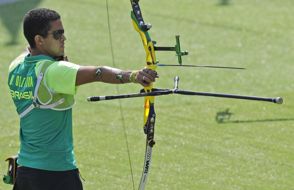 Rio Olympics Archery Men