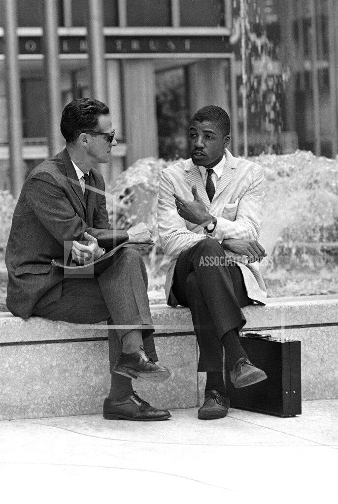 Watchf AP A  NY USA APHS254905 Civil Rights Integration 1963