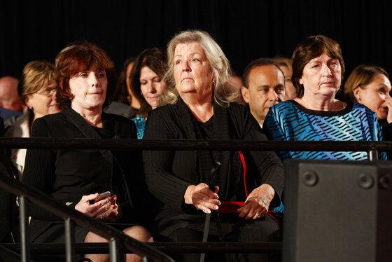 Kathy Shelton, Juanita Broaddrick, Kathleen Willey