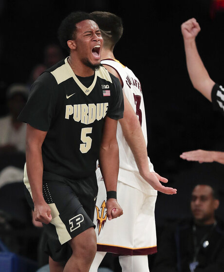 Purdue Arizona State Basketball