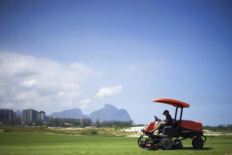 Brazil OLY Rio 2016 Golf
