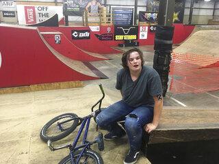 BMX Freestyle Roberts Rise Cycling