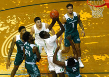 Green Bay Oregon Basketball