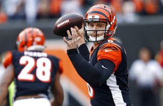 Broncos-Bengals Preview Football
