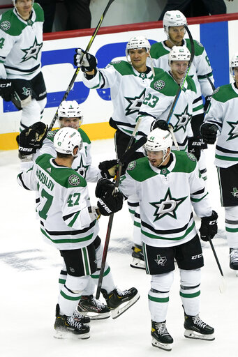 Stars Penguins Hockey