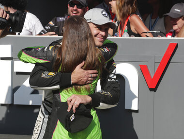 Ed Carpenter, Danica Patrick