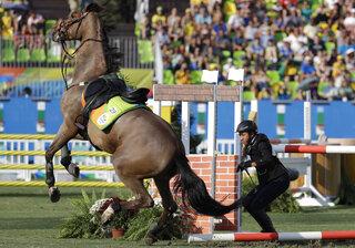 Rio Olympics Modern Pentathlon Women