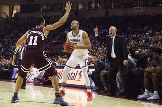 Mississippi St South Carolina Basketball