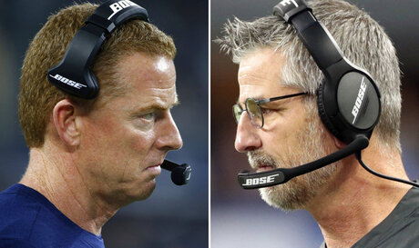 Cowboys Colts Preview Football