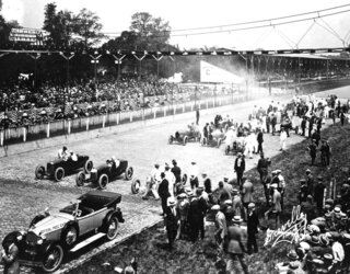 Indy 500 1923 Countdown Race 11 Auto Racing