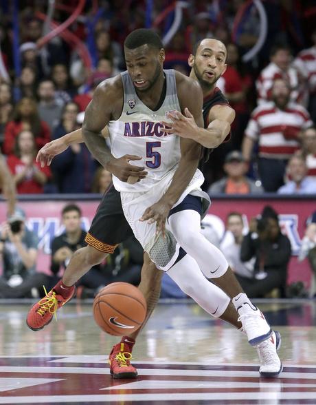 USC Arizona Basketball