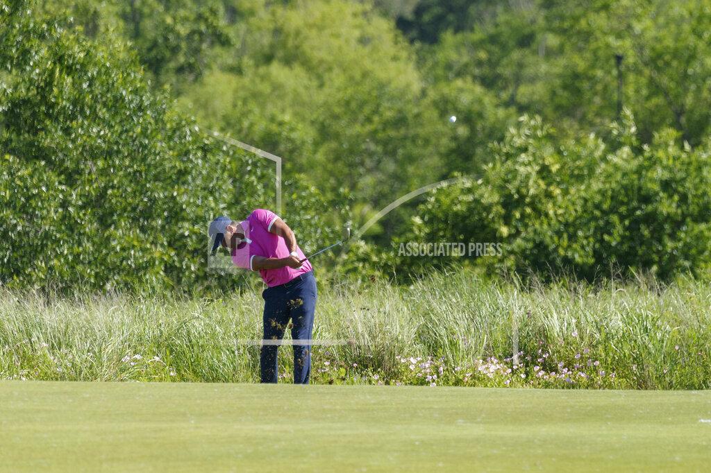 GOLF: MAY 12 PGA - AT&T Byron Nelson