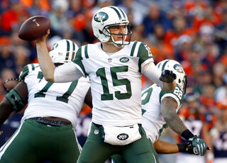 Jets McCown Football