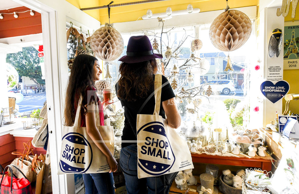 Small Business Saturday San Diego