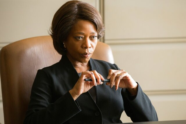This image released by Neon shows Alfre Woodard in a scene from