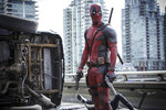 This image released by Twentieth Century Fox shows Ryan Reynolds in a scene from the film,