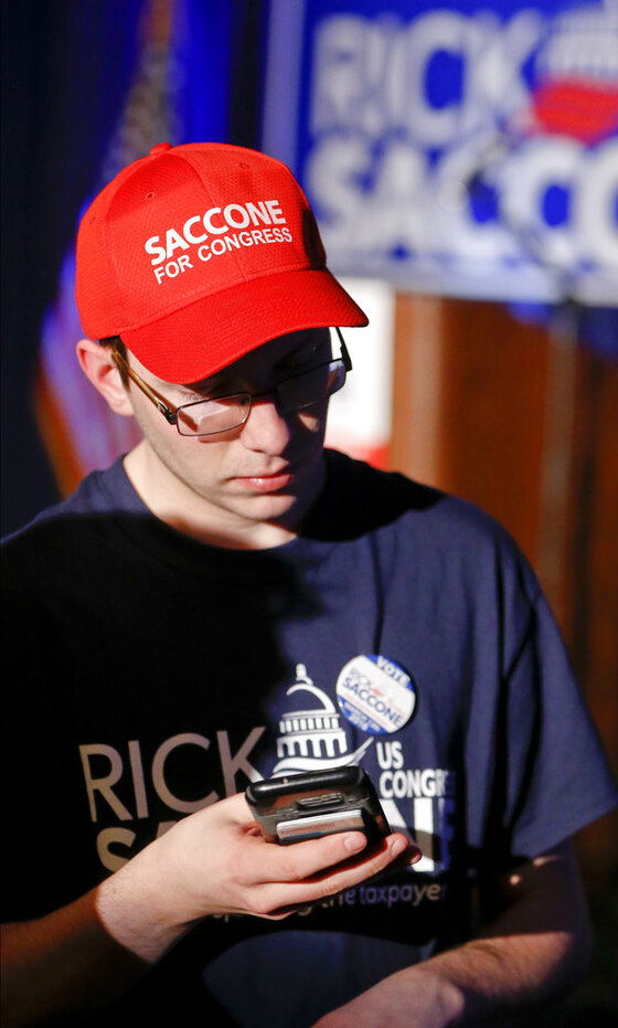Rick Saccone Supporter