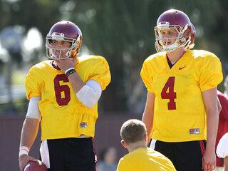 Cody Kessler,  Max Browne
