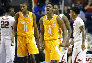 Tennessee Moore Basketball