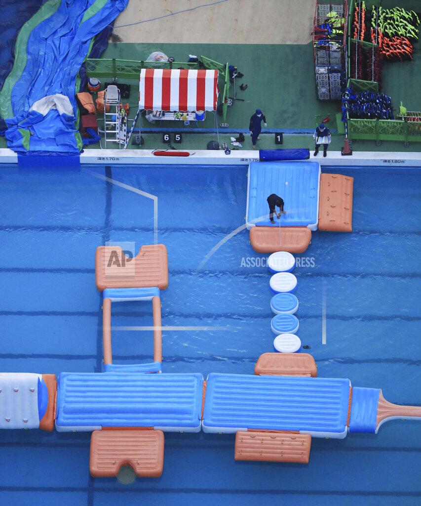8-year-old girl drowned at pool in Tokyo, Japan